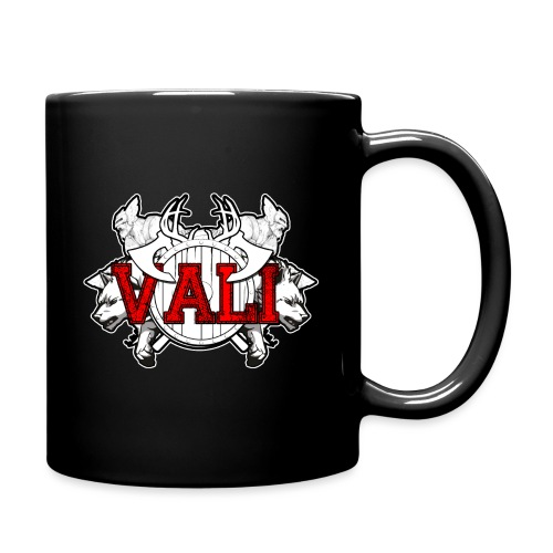 VICTORY OR VALHALLA MUG - Full Color Mug