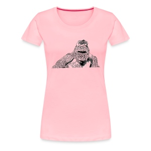 Harambe Support - Women's Premium T-Shirt