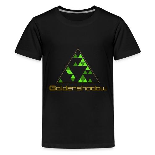 Golden T-shirt (Kids) - Kids' Premium T-Shirt