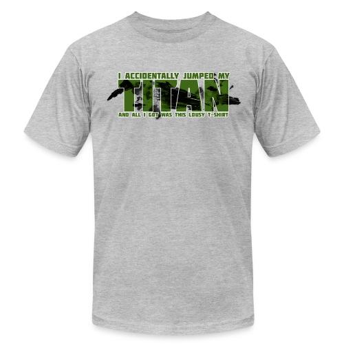 The Travis - American Apparel Men's Tee - Men's  Jersey T-Shirt