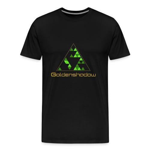 Golden T-shirt (Mens) - Men's Premium T-Shirt