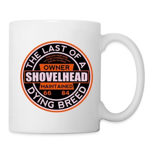 Dying Breed Plain Mug - Coffee/Tea Mug