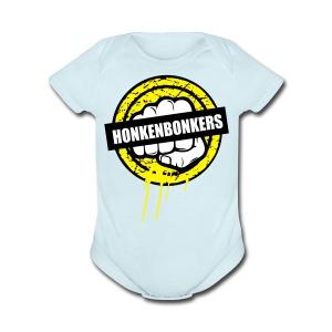 HB Baby - Short Sleeve Baby Bodysuit