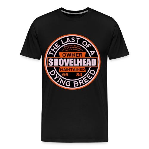 Dying Breed 3xl 4xl - Men's Premium T-Shirt