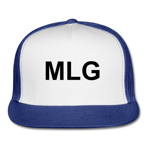 MLG Hat - Trucker Cap
