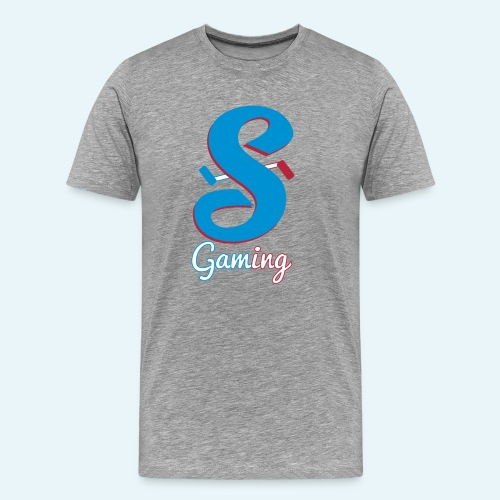 Gaming Logo - Men's Premium T-Shirt