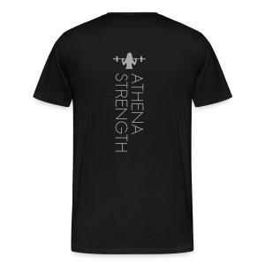 Athena - Shirt - Men's Premium T-Shirt