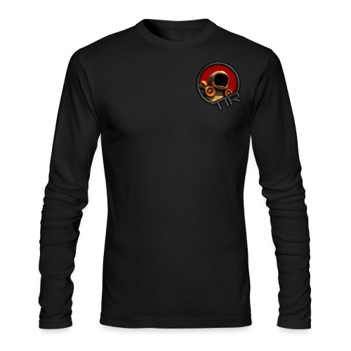 Influentially Slim - Men's Long Sleeve T-Shirt by Next Level
