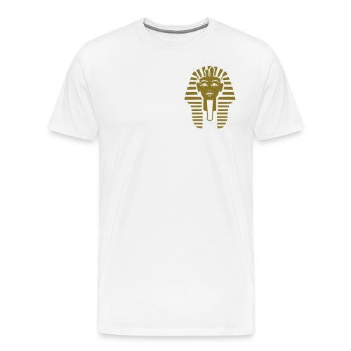 Mens King Tutankhamun T-Shirt - Men's Premium T-Shirt