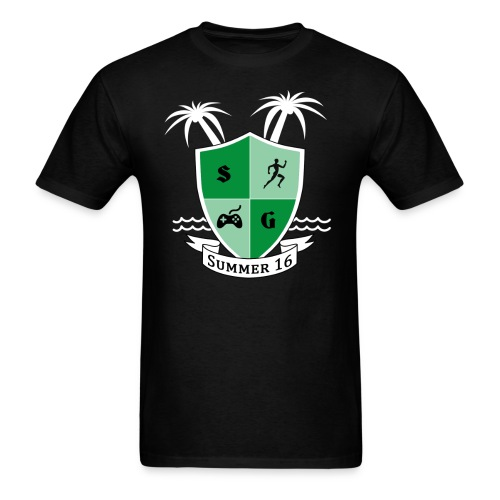 Summer Black - Men's T-Shirt