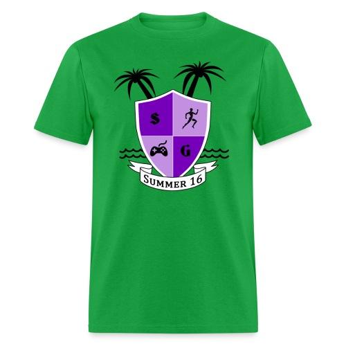 Summer Green - Men's T-Shirt