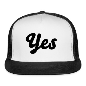 Yes Hat - Trucker Cap