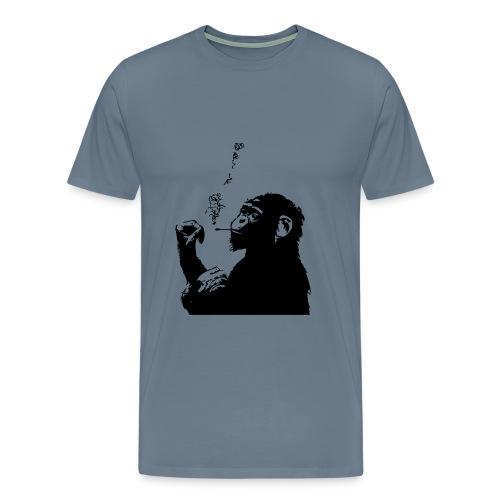 Baby Smokes One - Men's Premium T-Shirt