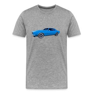 Blue Camaro SS Mens Reg & Big - Men's Premium T-Shirt