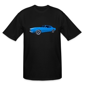 Blue Camaro SS Mens Tall Sizes - Men's Tall T-Shirt