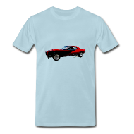 T-Shirts ~ Men's Premium T-Shirt ~ Camaro SS Men Reg & Big