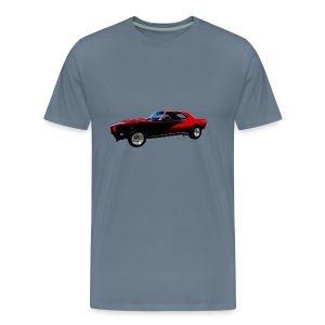 Camaro SS Men Reg & Big - Men's Premium T-Shirt