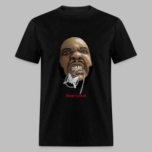 Black Sleep Decap - Men's T-Shirt