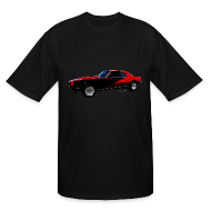 T-Shirts ~ Men's Tall T-Shirt ~ Camaro SS Men Tall Sizes