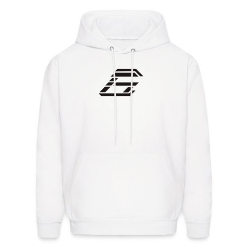 Revised Black Logo - Men's Hoodie