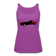 Tanks ~ Women's Premium Tank Top ~ Camaro SS Women Tank