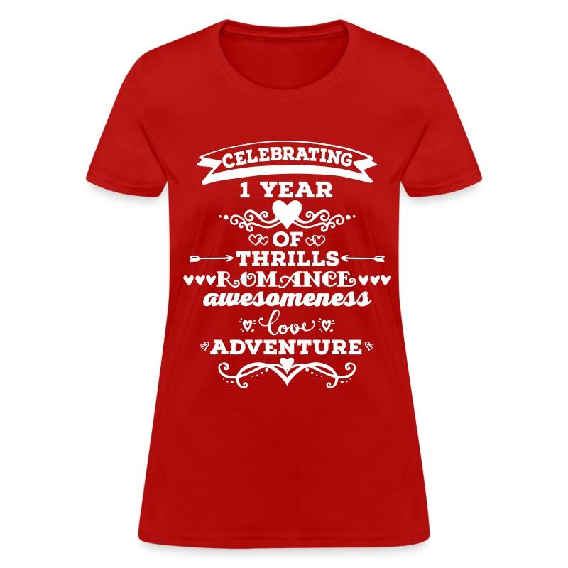 1st Anniversary Vintage T Shirt Spreadshirt