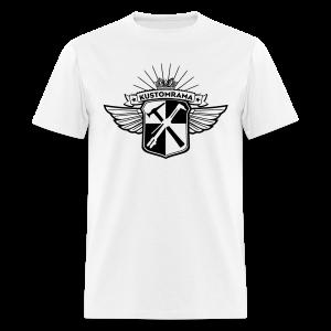 Kustomrama Crest #106 - Men's T-Shirt