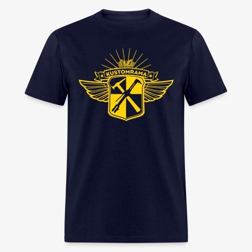 Kustomrama Crest #101 - Men's T-Shirt