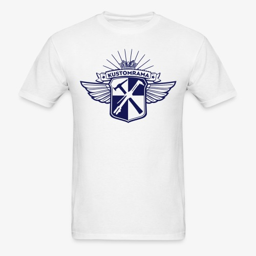 Kustomrama Crest #107 - Men's T-Shirt