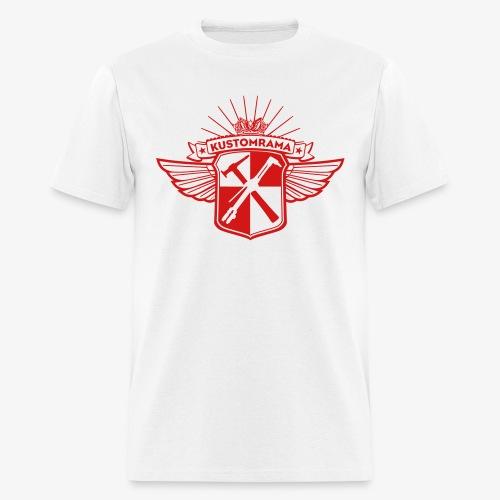 Kustomrama Crest #108 - Men's T-Shirt