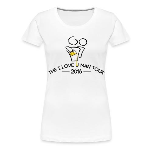 ILYM_Female - Women's Premium T-Shirt