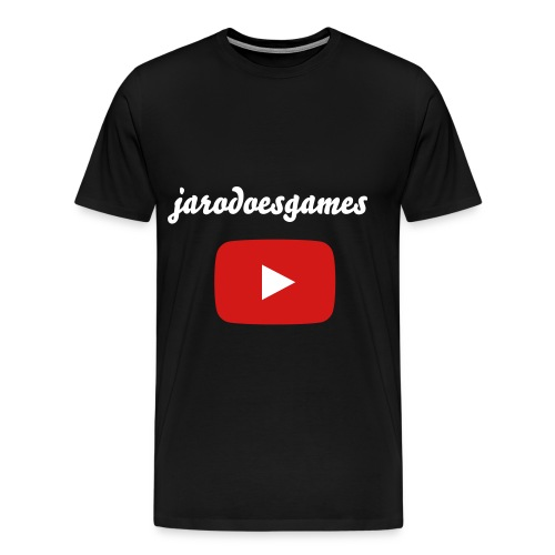 jarodoesgames t-shirt(mens) - Men's Premium T-Shirt