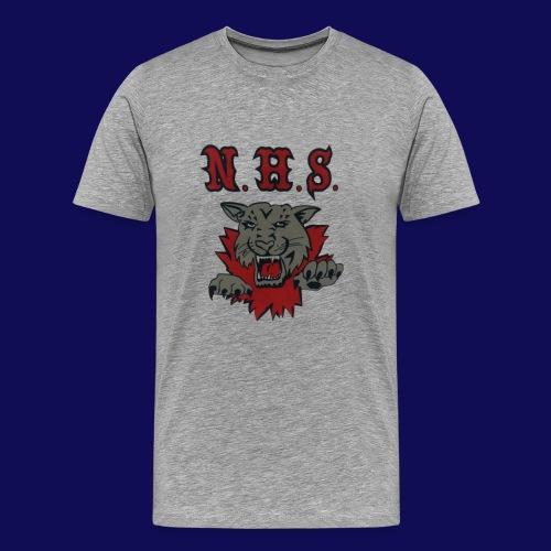 NHS senior shirt 2.0 - Men's Premium T-Shirt