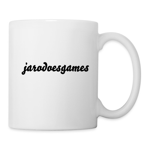 jarodoesgames mug - Coffee/Tea Mug