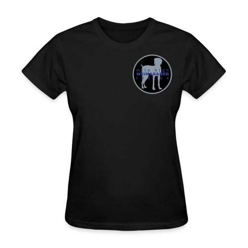 Womens Crew Neck - Small Logo - Women's T-Shirt