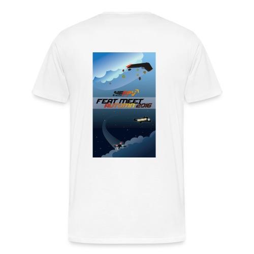 Feat Meet 2016 - Design 2, front/back - Men's Premium T-Shirt