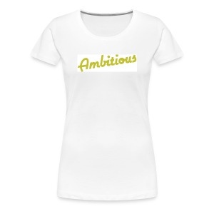 Officially Simple Women's premium T-shirt - Women's Premium T-Shirt