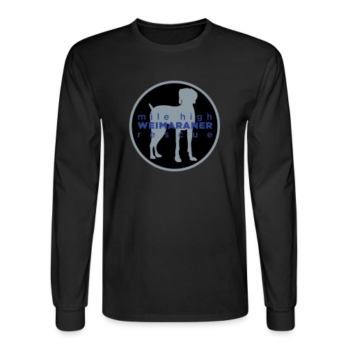 Mens Long Sleeve Crew Neck - Men's Long Sleeve T-Shirt
