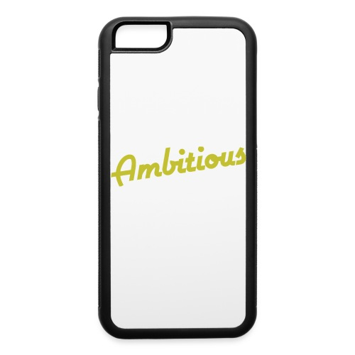 Officially Simple IPhone 6s case - iPhone 6/6s Rubber Case