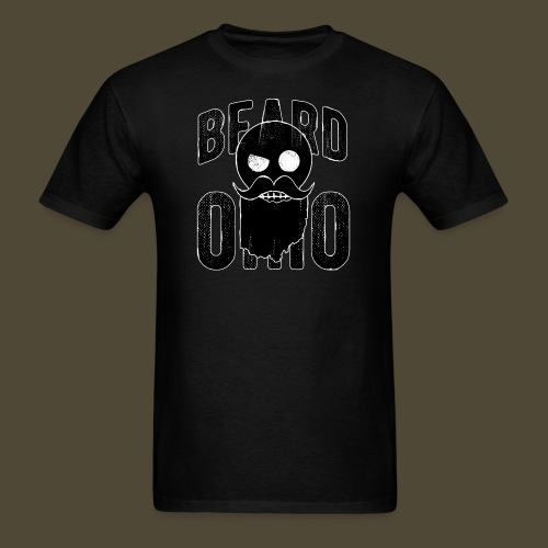 Beard Ohio - Men's T-Shirt
