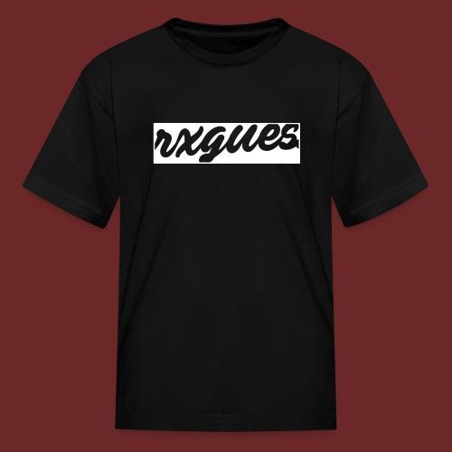 NEGATIVE SPACE KIDS TEE - Kids' T-Shirt