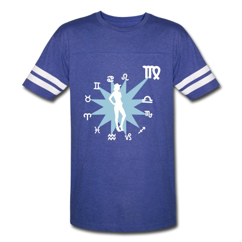 Sports T-shirt for the Virgin - Vintage Sport T-Shirt