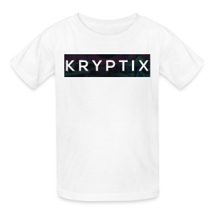 Kryptix Kid's T-Shirt - Kids' T-Shirt