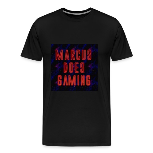 MarcusDoesGaming Mens Premium Tees - Men's Premium T-Shirt