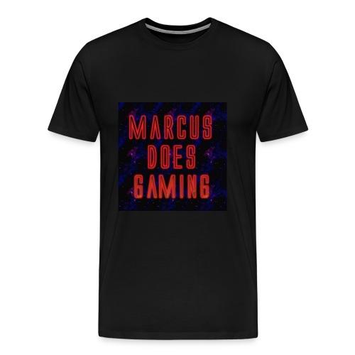 MarcusDoesGaming Mens Premium Tees - Men's Premium T-Shirt