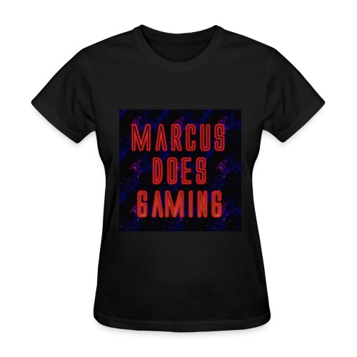 MarcusDoesGaming Women's Tees - Women's T-Shirt