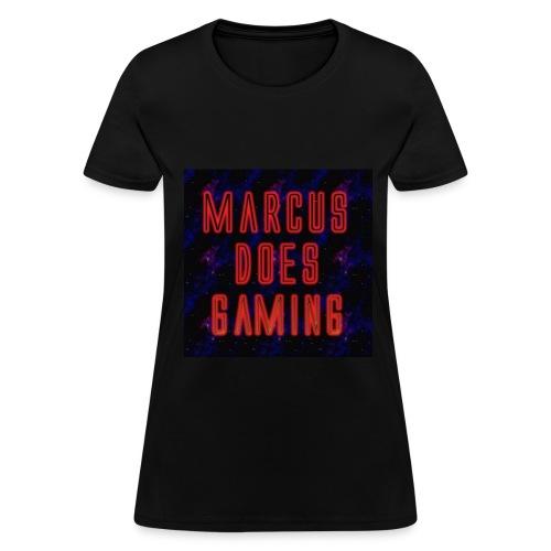 MarcusDoesGaming Women's Tees - Women's T-Shirt