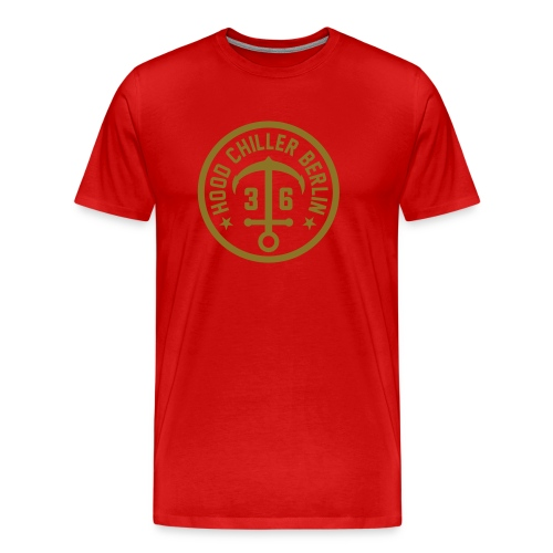 Anchor Hood Berlin - Men's Premium T-Shirt