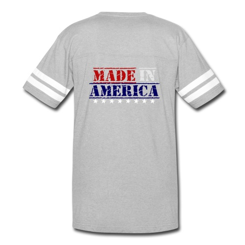 Men's Short Sleeve Made In America - Vintage Sport T-Shirt