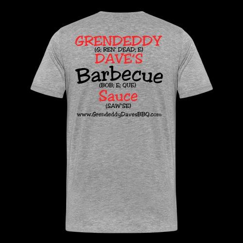 Can you say it? - Men's Premium T-Shirt